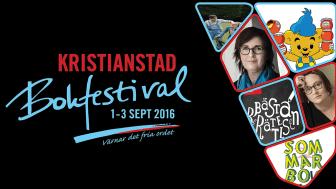 Bokfestivalsprogrammet för Barn och Unga