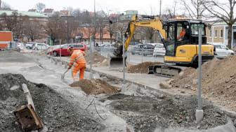 Nu utökas antalet laddplatser i Göteborg
