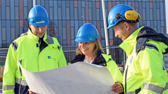 − Det är extra roligt att det är våra invånare som tycker till, säger förvaltningschef Karl Lundgren