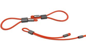 Hydroscands säkerhetsvajer monteras enkelt utan verktyg.
