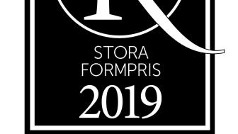 Stora Formpris 2019