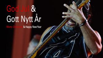 Got Event önskar alla en riktigt God Jul & Gott Nytt År!