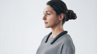 Praca z domu w lepszych warunkach — Sony przedstawia bezprzewodowy głośnik naramienny SRS-NB10