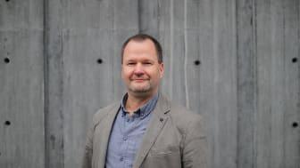 Christian Kabbe är Vd på Ragn-Sells innovationsbolag EasyMining i Tyskland.