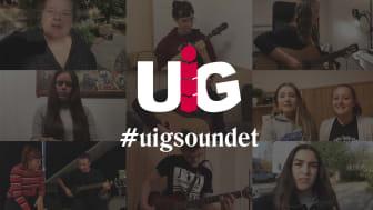 Ladda upp videoklippet på Instagram och använd hashtaggen #uigsoundet så är du med och tävlar.
