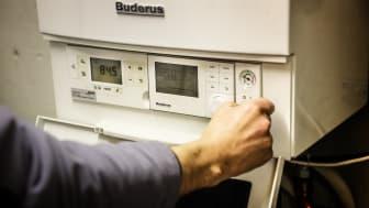 Neues Beratungsangebot der KlimaschutzAgentur: Energiecheck Heizung