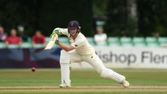 Nick Gubbins in action for the Lions this summer. Photo: Getty Images