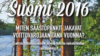 Osallistu Parempi Suomi 2016 -kyselyymme