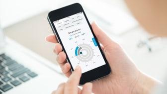 Med EvoCloud får du snabbt och enkelt en överblick på ditt ventilationsaggregat. Du kan beroende på abonnemang ändra alla inställningar på samma sätt som du kan med din manöverpanel.