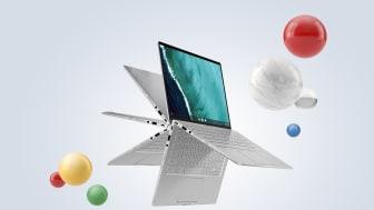 ASUS lanserar Chromebook Flip C434 - Bäst blir bättre
