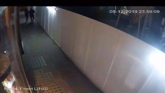CCTV re: Mohammed Al-Araimi murder