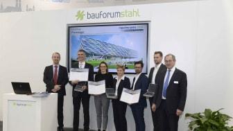 """Ingenieurpreis des Deutschen Stahlbaues 2019 in der Kategorie """"Hochbau"""": Preisverleihung"""