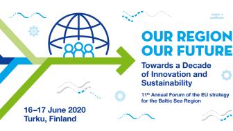 Östersjöstaternas råd arrangerar årets forum för EU:s strategi för Östersjöregionen tillsammans med Åbo stad och Finlands utrikesministerium. Forumet äger rum i Åbo, Finland den 16-17 juni.