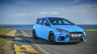 Ford Focus RS Edition.