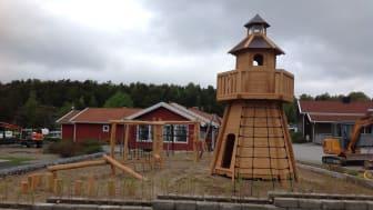 Nybyggt på Daftö Resort!