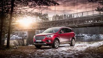 Na Ford Kuga připadá téměř 50 procent celkové produkce valencijské továrny