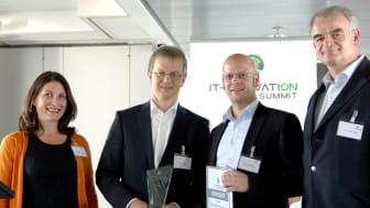 Innovationspris för ISM Online