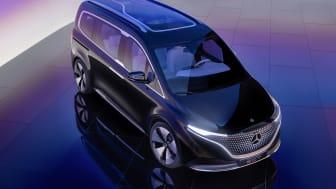 Concept EQT är inte bara en ny elbil från Mercedes-Benz, det är också en bil som visar hur en helt ny klass kommer att se ut.