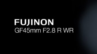 FUJINON GF45mmF2.8 R WR