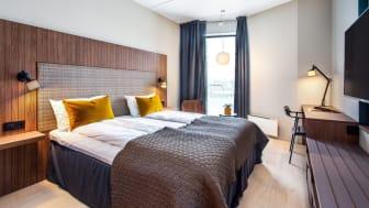 Quality Hotel River Station hotellrom