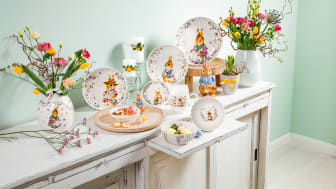 Bunnies to love: Easter with Villeroy & Boch