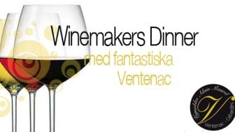 Winemakers Dinner den 9 juni