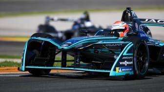 Viessmann är Official Team Partner till Panasonic Jaguar Racing team i Formula E