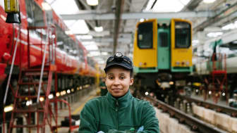 Twinkle Clarke, Apprentice Engineer - MORE IMAGES AND VIDEO AVAILABLE TO DOWNLOAD BELOW