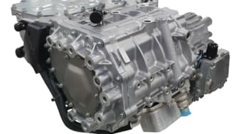 Nidec's new fully integrated automotive traction motor system