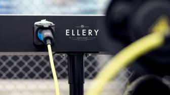 ESS Group väljer ChargeNodes innovativa laddteknik för att erbjuda snygg och smart elbilsladdning på sina destinationer.