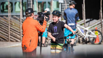 Trysil søker verdens yngste regissør som skal lage deres neste reklamefilm. Foto: Hans Martin Nysæter
