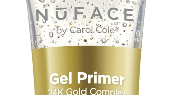 NuFACE Gold Gel Primer Brighten