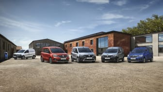 Nya Renault Kangoo och Nya Renault Express