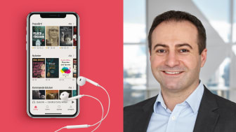 Shadi Bitar, CEO & Founder of Nextory