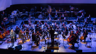 Foto: Norrlandsoperans symfoniorkester,  Andreas Nilsson