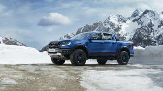 Den nye Ranger Raptor Special Edition er udviklet til at være den ultimative Ranger-model.
