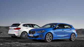 Kompakt teknikk: Her er helt nye BMW 1-serie
