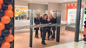 Nu öppnar Synoptik en butik på Överby i Trollhättan.