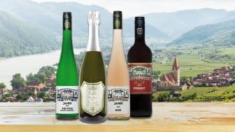 Nu kommer flera nyheter från österrikiska Jamek. Lär känna den exklusiva vingården vid Donaus strand i DAC-regionen Wachau genom allt från torr Riesling, fruktig Rosé och sprudlande Sekt till röd och fyllig Zweigelt.