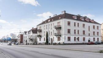 Fastigheterna Vävaren 12 och Vävaren 15 på Norrby Långgata och Bohusgatan i centrala Borås har förvärvats av Pulsen Fastigheter.