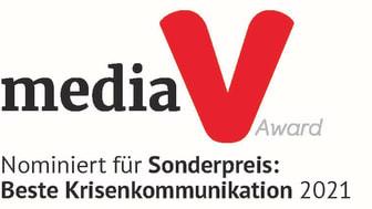 #DeutschlandBestellt-Aktion vom Bundesverband der Systemgastronomie e. V. (BdS) und PepsiCo  für mediaV-Award 2021 nominiert