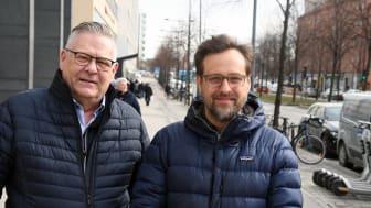 Jan Lundholm och Per Hazelius är mycket nöjda med Field Skills och vill nu utveckla konceptet.