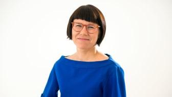 Bild på Astma- och Allergiförbundets generalsekreterare Kristina Ljungros