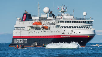 EXPLORING RUSSIA: MS Spitsbergen will embark on White Sea expedition cruises from 2022. Photo: Karsten Bidstrup/Hurtigruten Expeditions