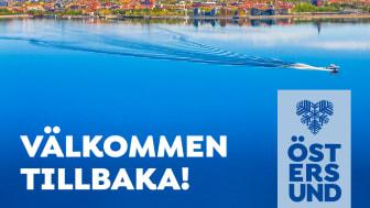 Östersund välkomnar norska besökare tillbaka igen efter nya reserekommendationer