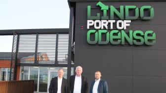 AGA etablerer sin første danske CO2-terminal på Lindø.