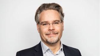 Tobias Nässén (M), vård- och valfrihetsregionråd