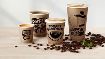 Nytt kaffe på MAX - och nya muggar