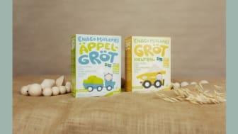 EnaGo melkefri grøt er endelig tilgjengelig på det norske markedet