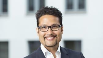 OBOS koncernchef, Daniel Kjørberg Siraj.